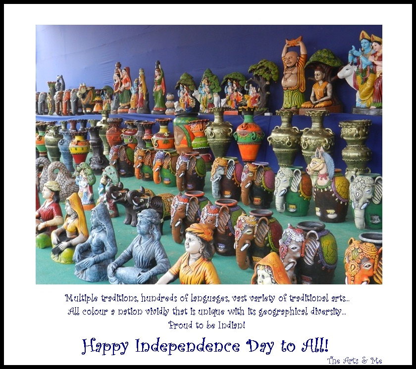 Indian Independence Day Quote - Diversity